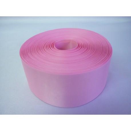 Лента 5 см капрон (50м) розовая