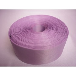 Лента 5 см капрон (50м) сиреневая