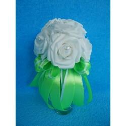 """Букет дублер """"9 роз"""" (латекс) (нежно-зеленый)"""