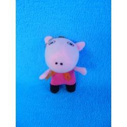 "Мягкая игрушка-брелок ""Свинка Пеппа""  (18см)"