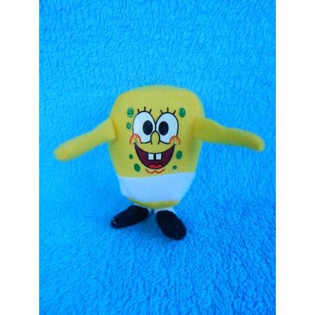 """Мягкая игрушка-брелок """"Губка Боб"""" (14см)"""