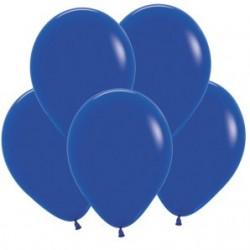 Шар 5/13см Пастель DARK BLUE (10шт.)