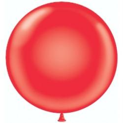 Шар латекс 36/91см пастель CHERRY RED (1шт.)