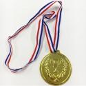 "Медаль пластик на ленте ""1 место"""