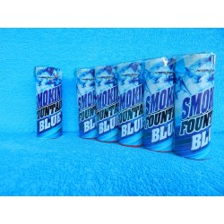 Цветной дым Smoke Fontain (синий)