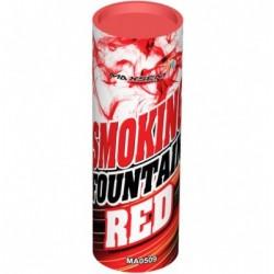 Цветной дым Smoke Fontain (красный)