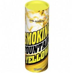 Цветной дым Smoke Fontain (желтый)