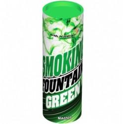 Цветной дым Smoke Fontain (зеленый)