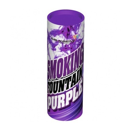 Цветной дым Smoke Fontain (фиолетовый)