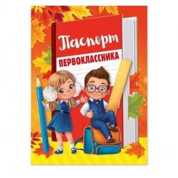 """Паспорт """"Первоклассника"""""""