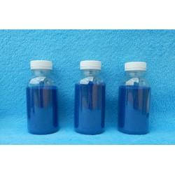 Цветной песок 500гр (синий)
