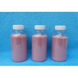 Цветной песок 500гр (розовый)