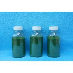 Цветной песок 500гр (зелёный)