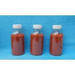 Цветной песок 500гр (оранжевый)