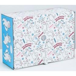 Коробка‒пенал «Кошачьи танцы», 26 × 19 × 10 см